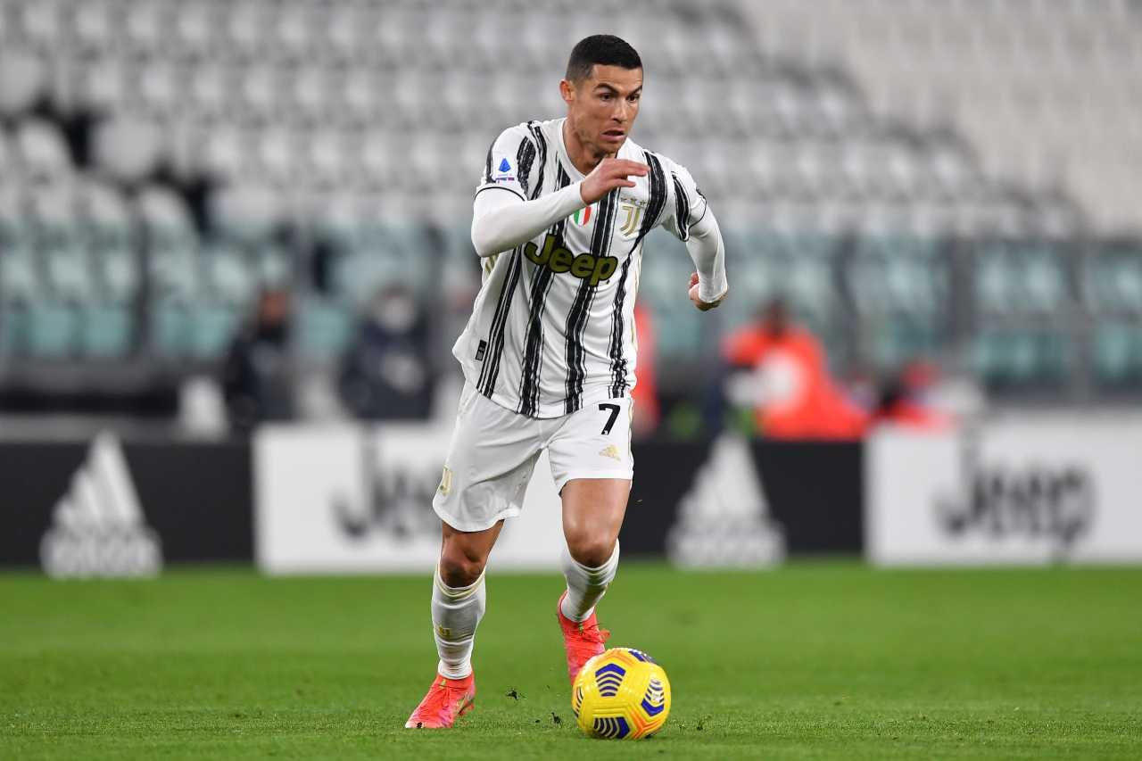 Cristiano Ronaldo (Photo by Valerio Pennicino/Getty Images)