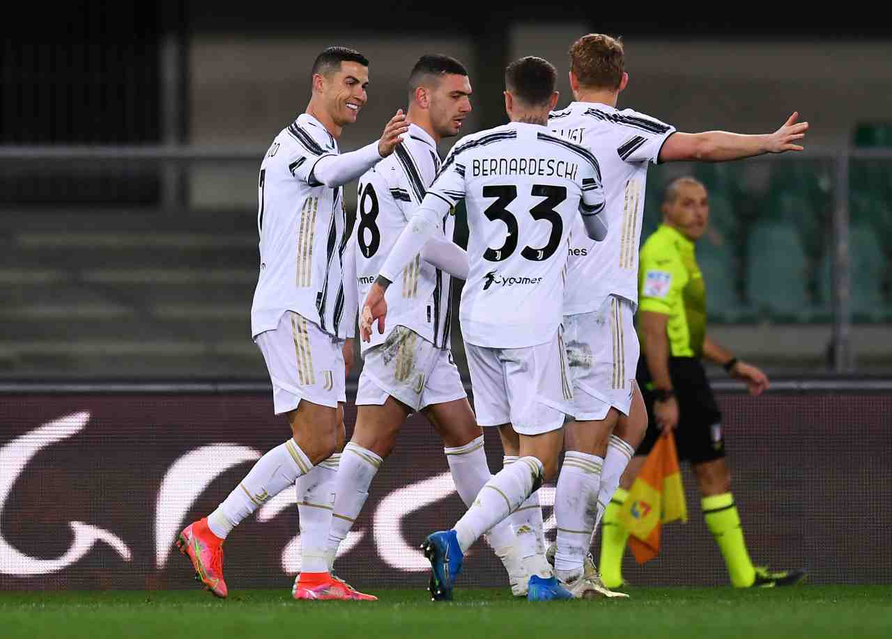 Juve attesa dal Benevento (Photo by Alessandro Sabattini/Getty Images)