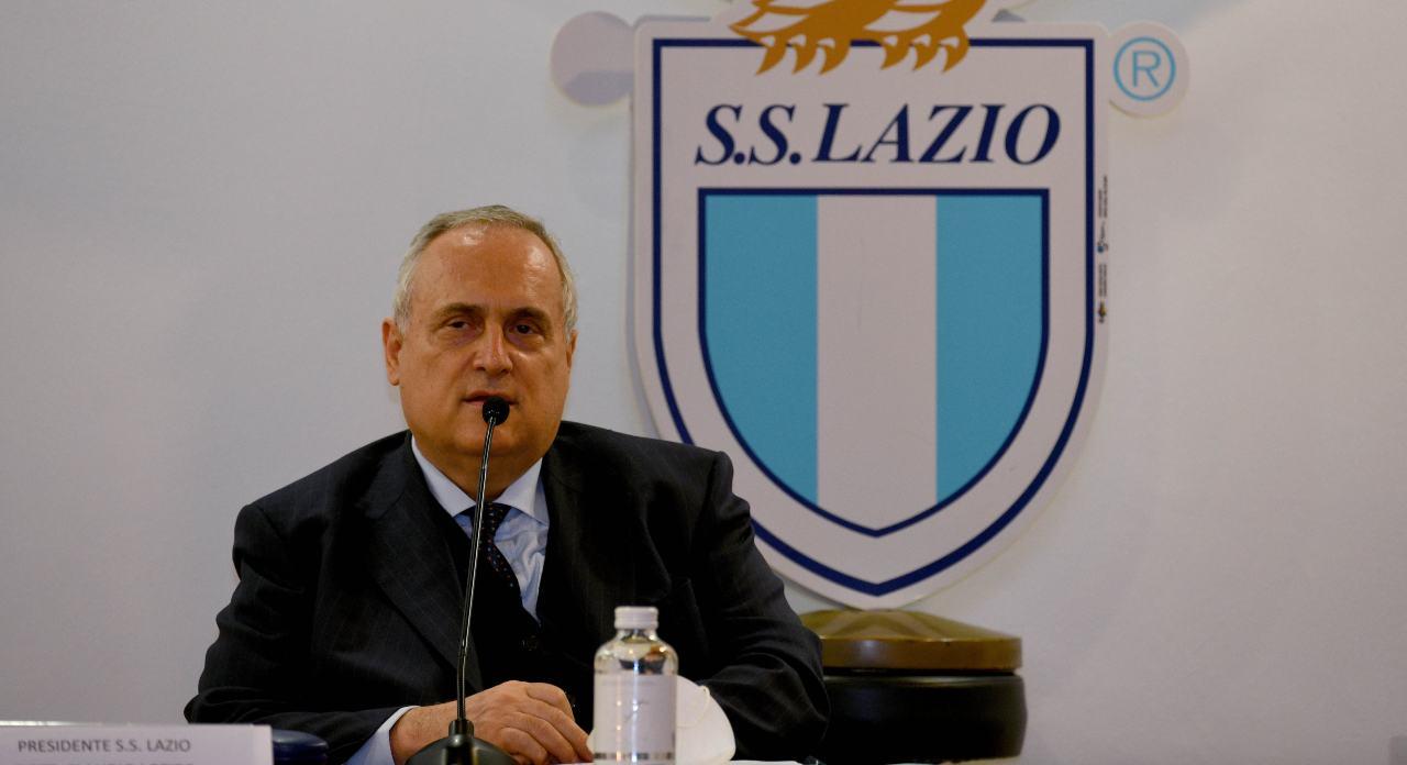 Claudio Lotito (Photo by Marco Rosi - SS Lazio/Getty Images)