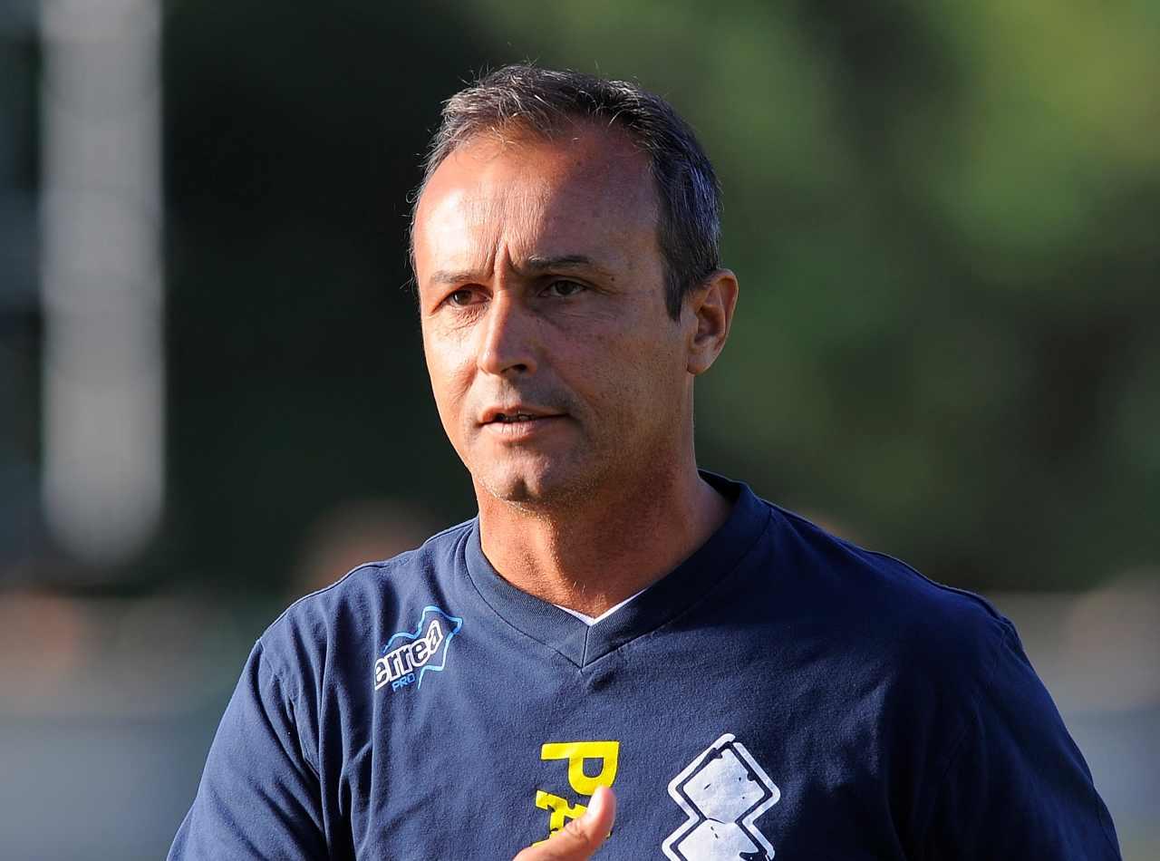 Pasquale Marino, tecnico della Spal (Photo by Dino Panato/Getty Images)