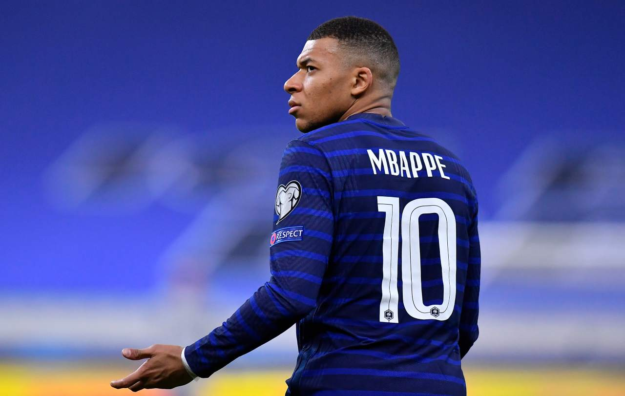 Mbappè (Photo by Aurelien Meunier/Getty Images)