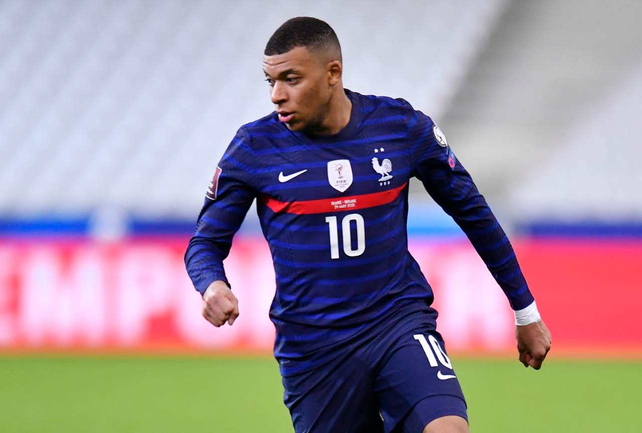 Kylian Mbappè (Photo by Aurelien Meunier/Getty Images)