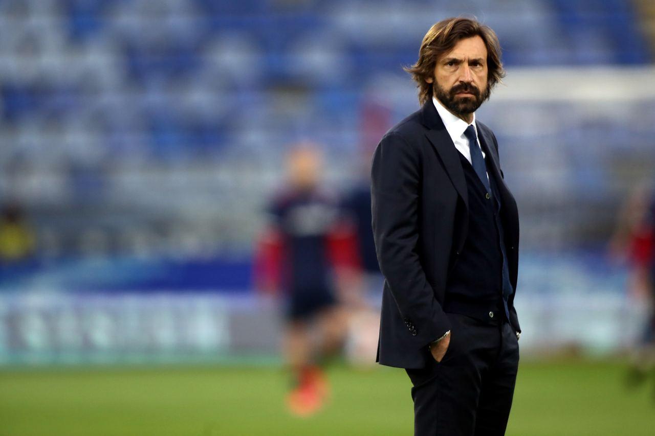 La delusione di Andrea Pirlo (Photo by Enrico Locci/Getty Images)