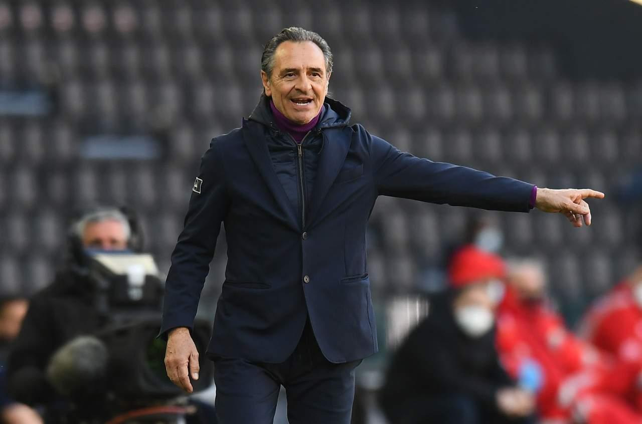 """Fiorentina, Prandelli: """"Nelle difficoltà si migliora"""""""