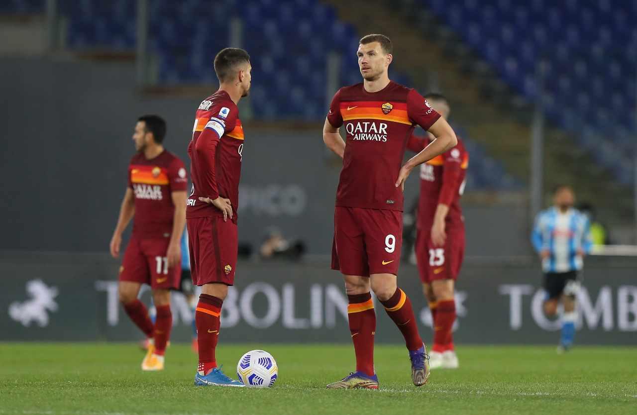 Roma senza coraggio