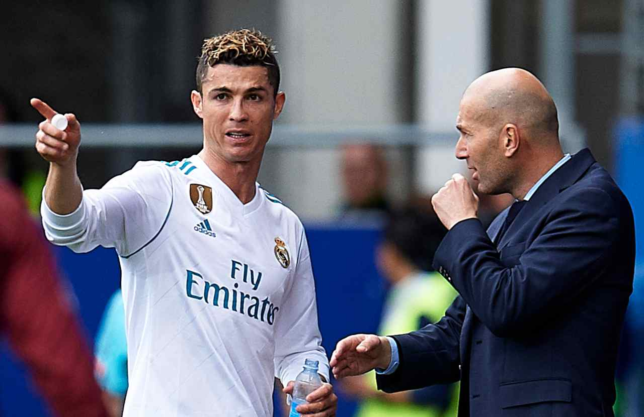 Ronaldo e Zidane ancora insieme? (Photo by Juan Manuel Serrano Arce/Getty Images)