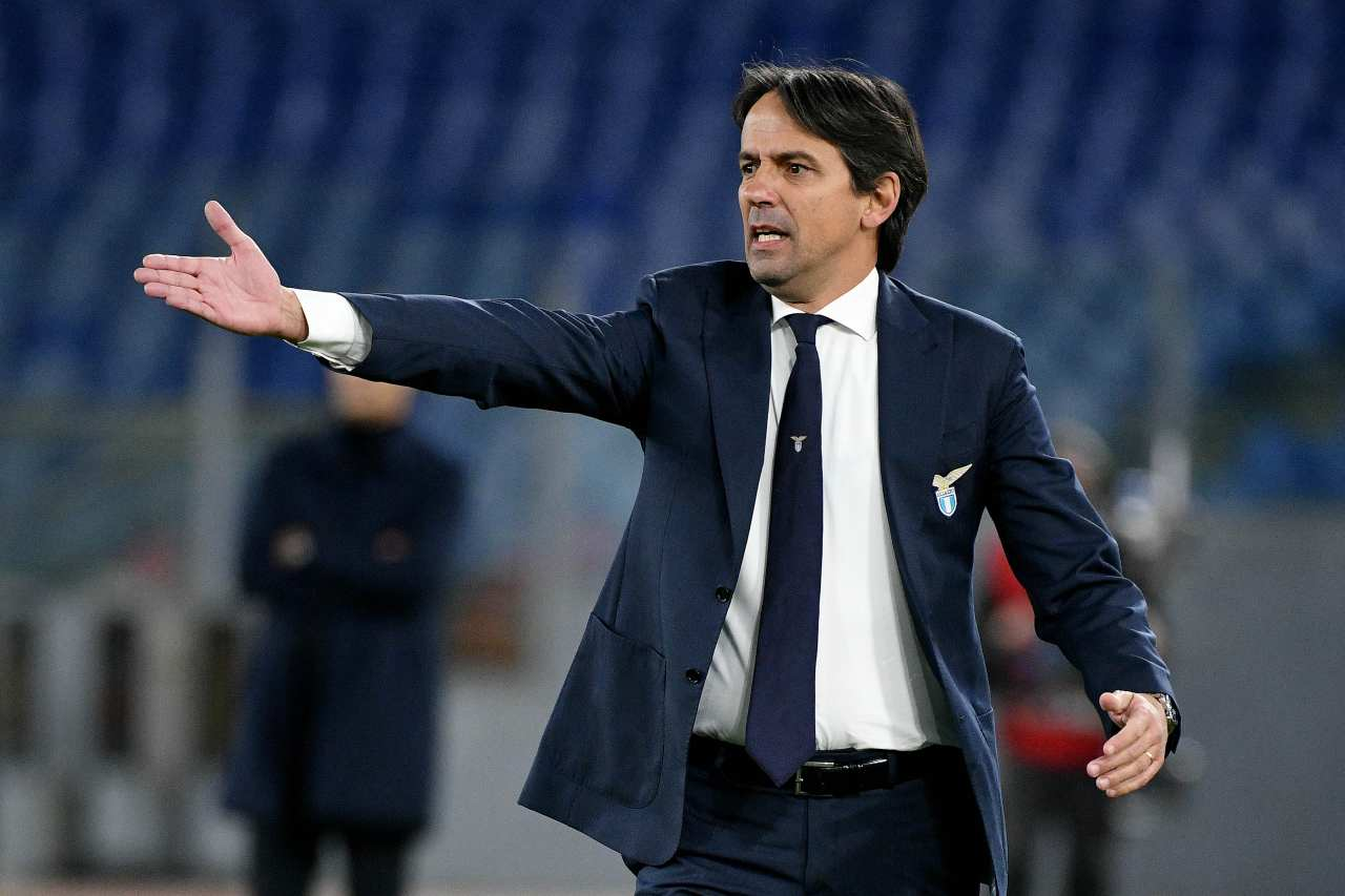 Simone Inzaghi Simone Inzaghi (Photo by Marco Rosi - SS Lazio/Getty Images)