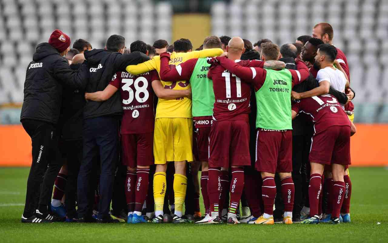 Gioia Toro dopo il 3-2 al Sassuolo (Photo by Valerio Pennicino/Getty Images)