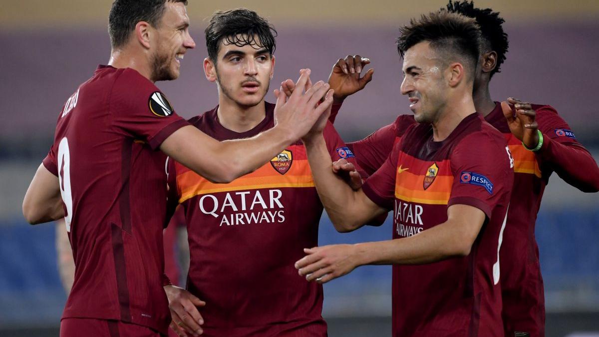 Manchester UTD-Roma