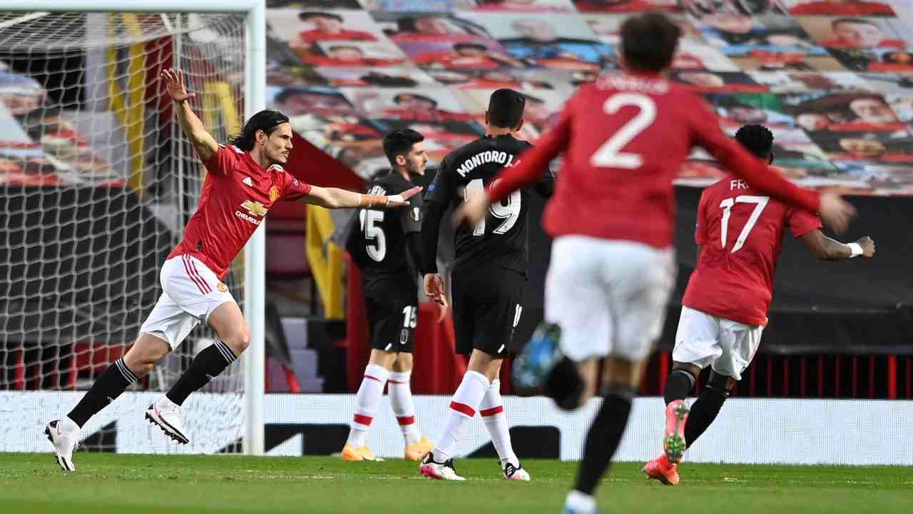 Manchester United Granada