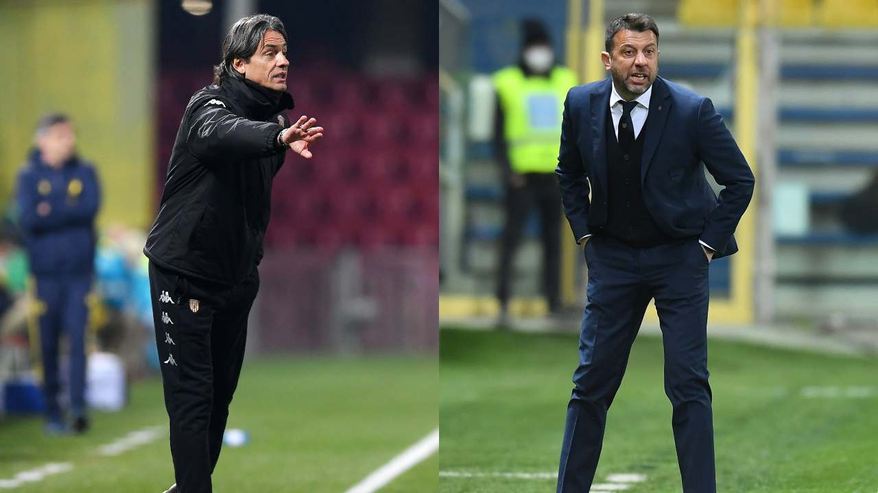 Benevento Parma