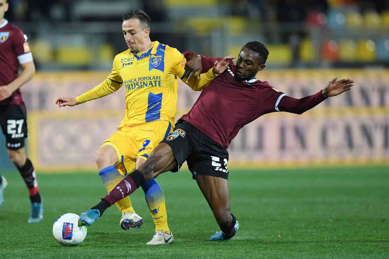 Salernitana Frosinone