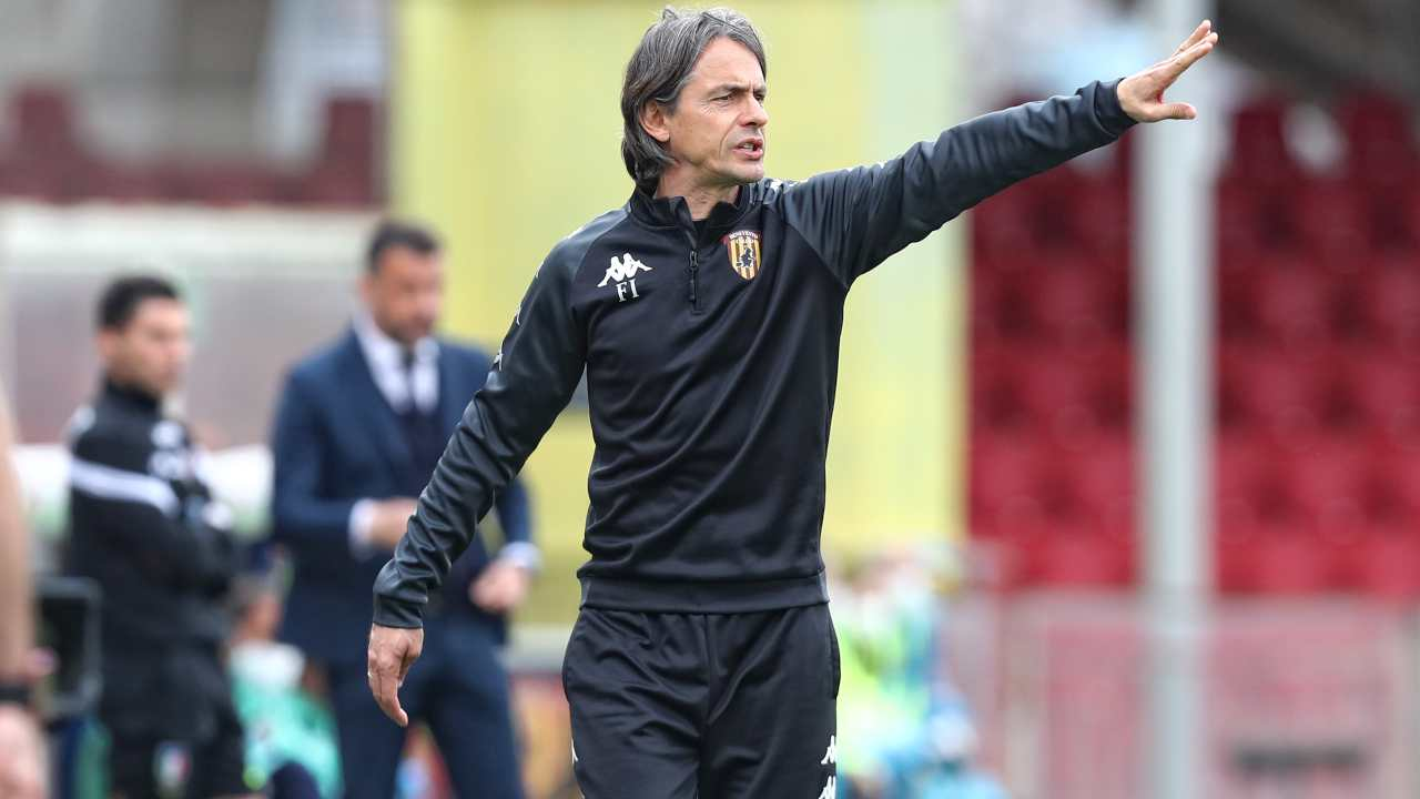 Benevento, Inzaghi
