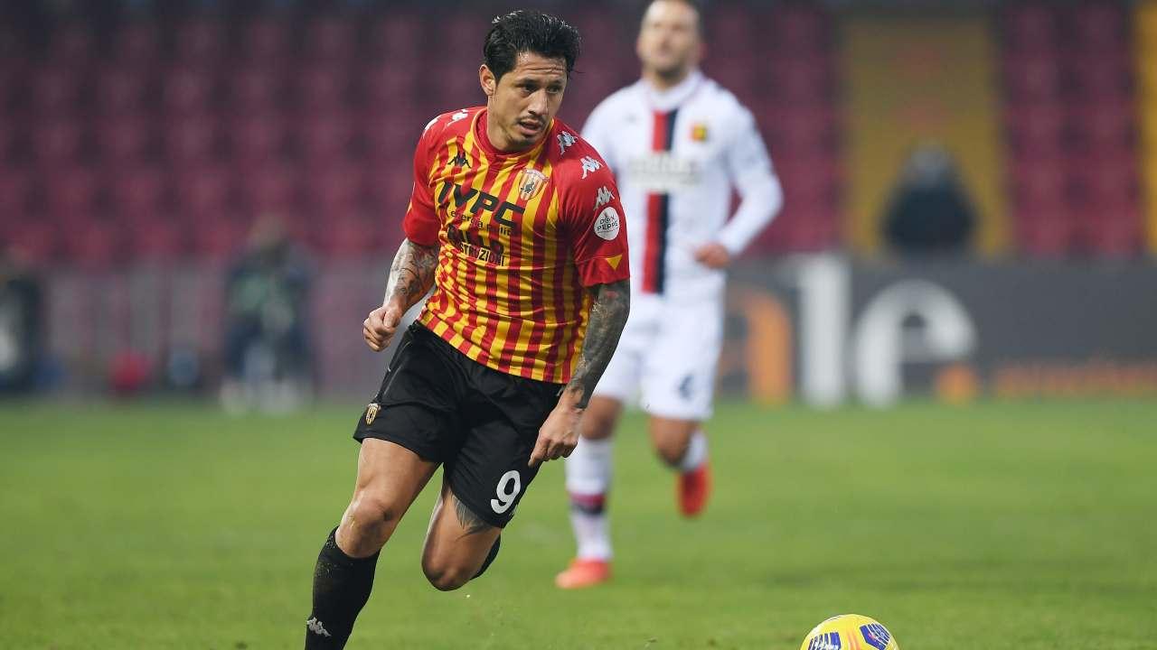 Genoa Benevento diretta streaming
