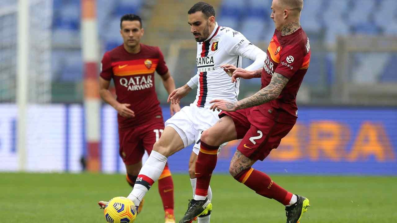 Genoa Zappacosta