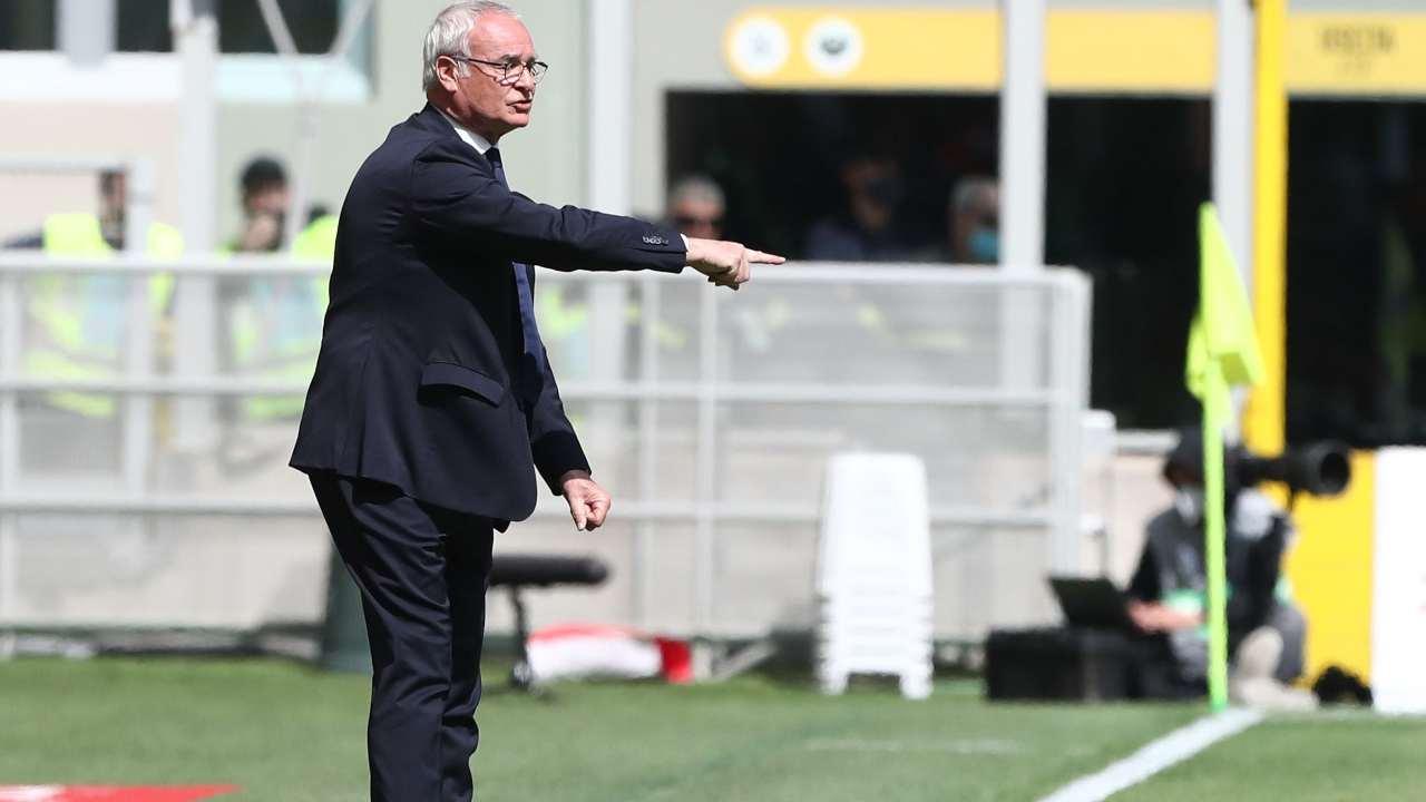 Sampdoria Ranieri