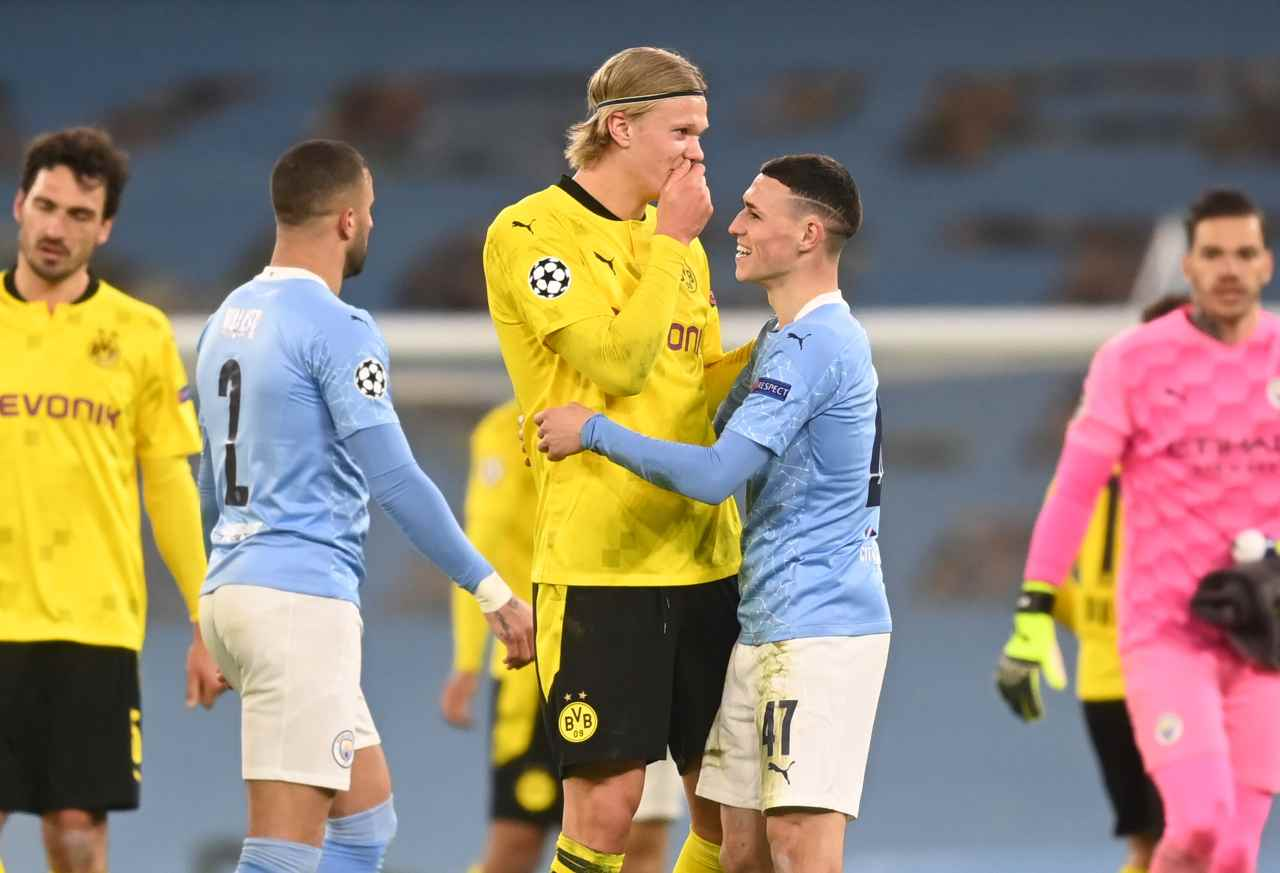 Dortmund-City, chi in semifinale di Champions? (Photo by Michael Regan/Getty Images)