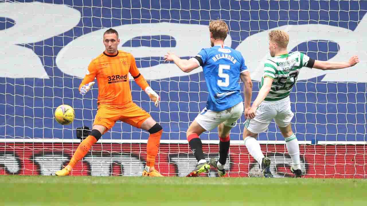 Rangers-Glasgow