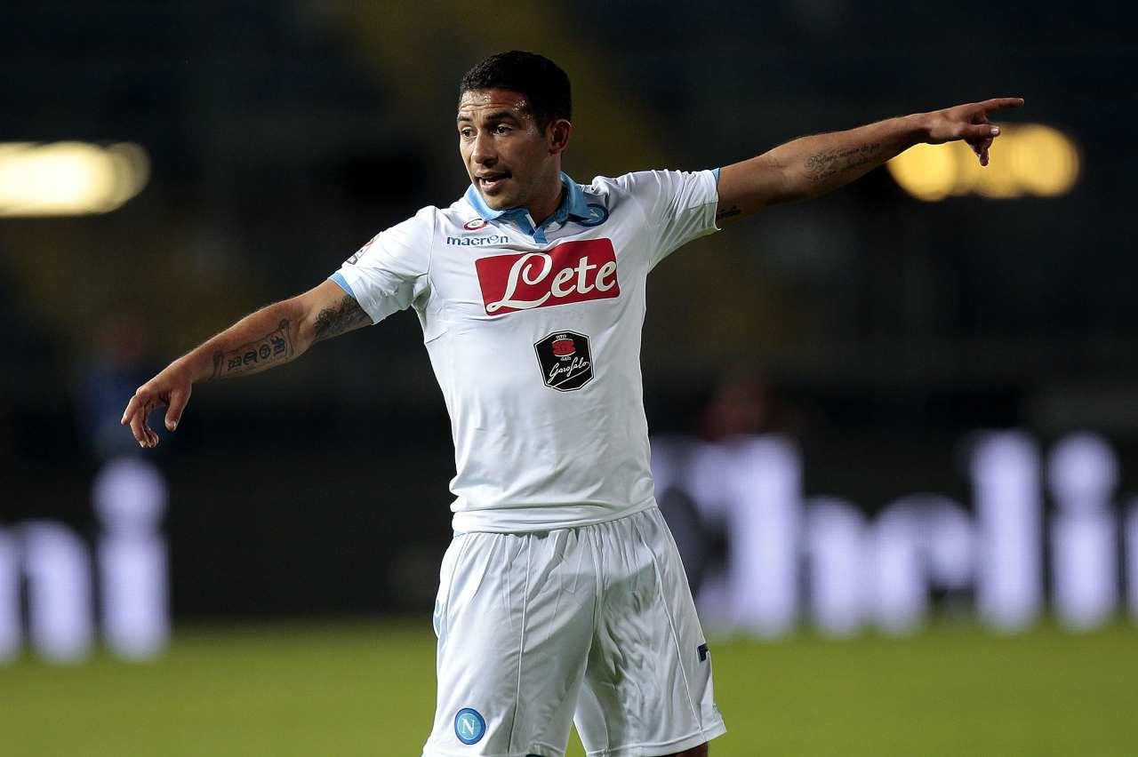 Walter Gargano, ex centrocampista di Napoli e Inter. Getty Images