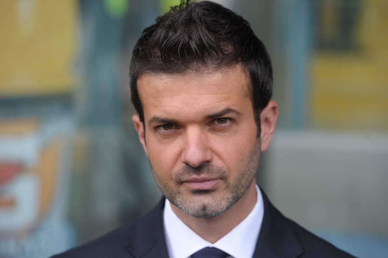 Andrea Stramaccioni, ex allenatore dell'Inter. Getty Images