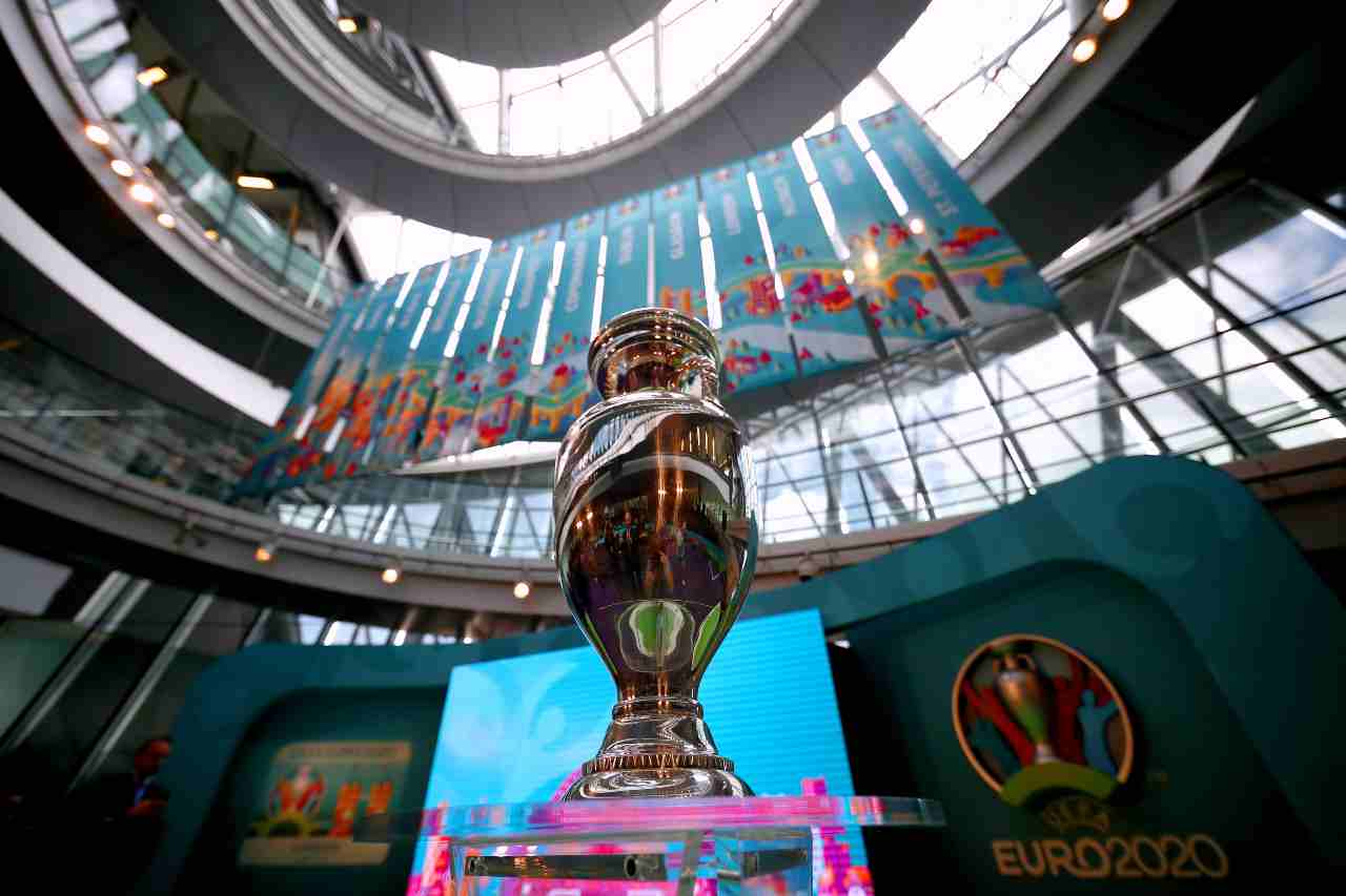Euro 2020. Getty Images