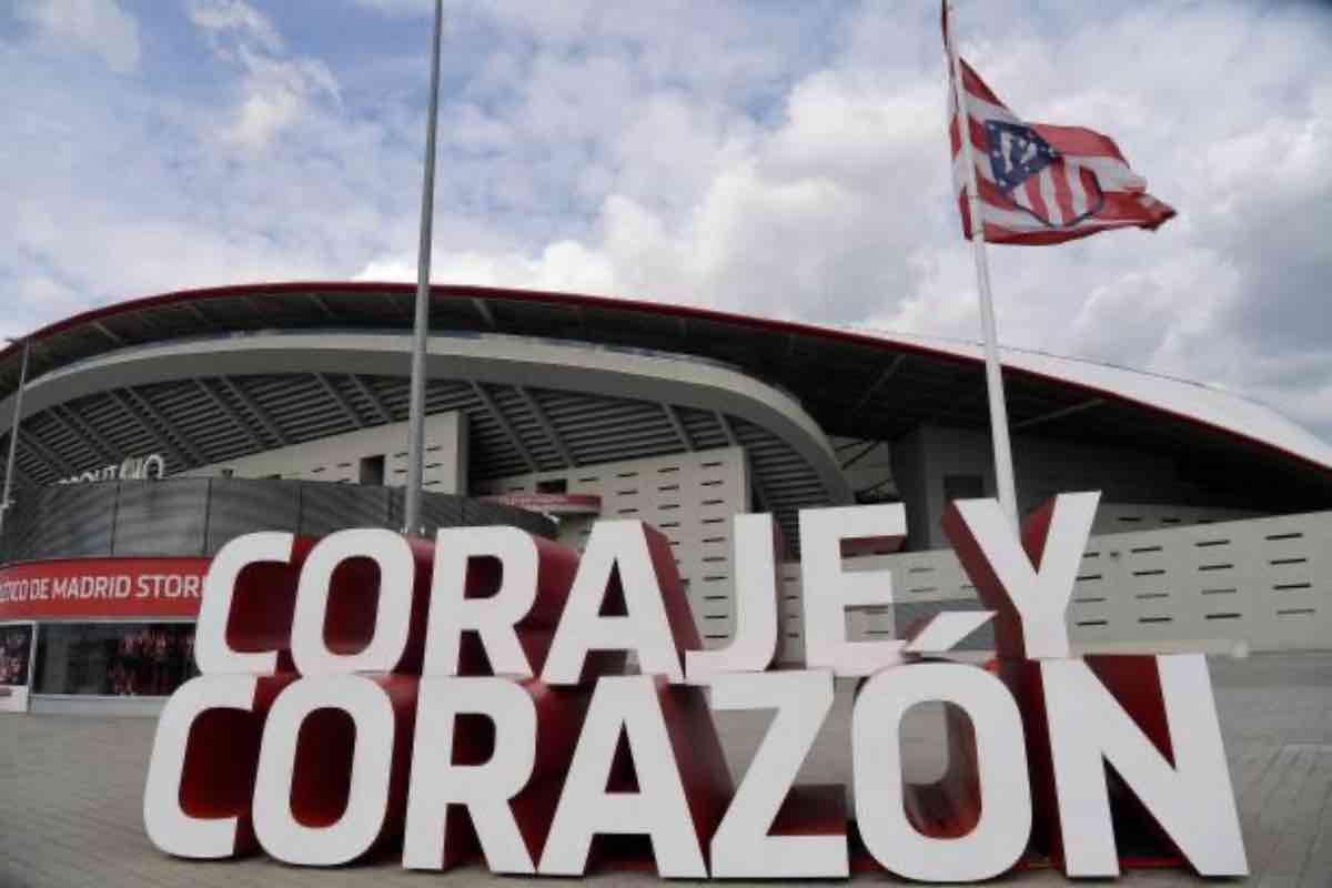 Superlega, la nota dei calciatori dell'Atletico Madrid