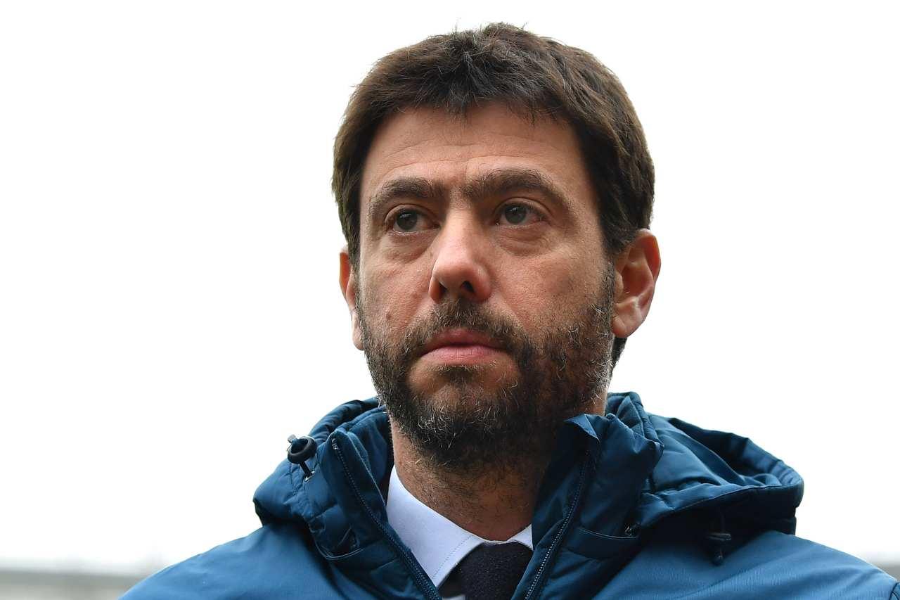 Il presidente Andrea Agnelli (Photo by Valerio Pennicino/Getty Images)