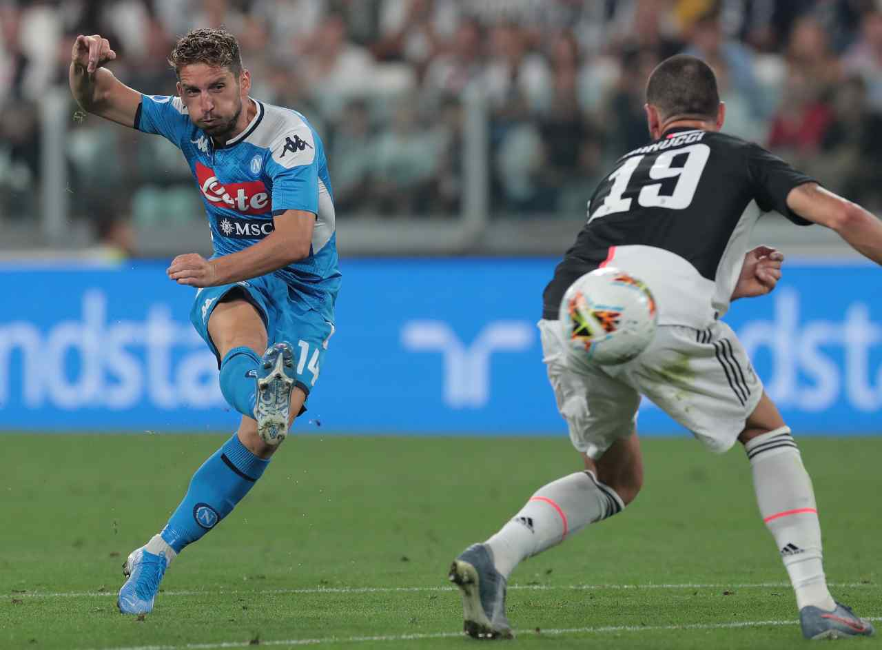 Mertens (Photo by Emilio Andreoli/Getty Images)