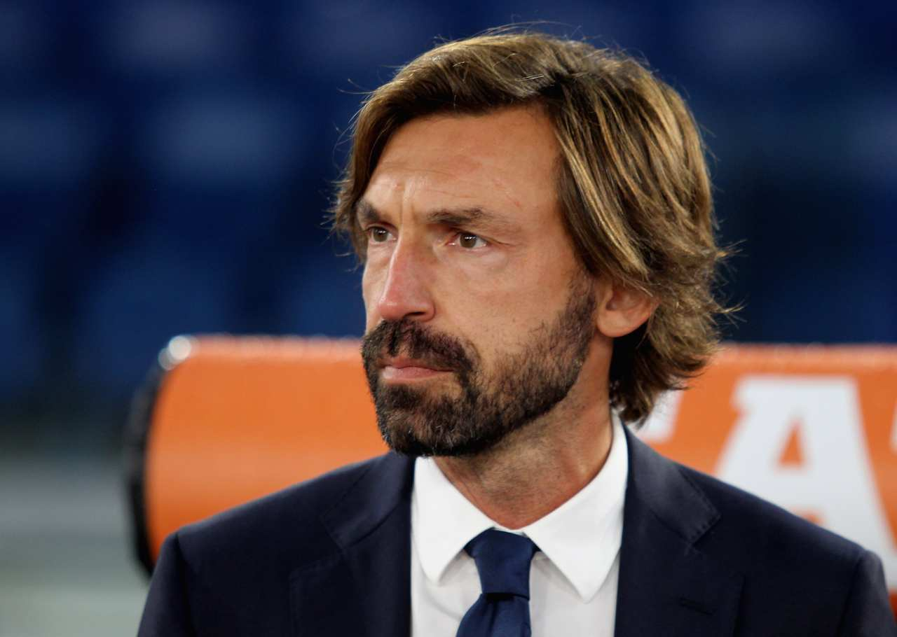Andrea Pirlo  (Photo by Paolo Bruno/Getty Images)