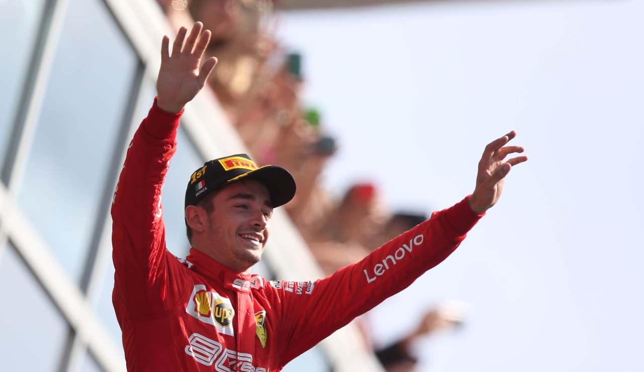 Leclerc GP Monaco