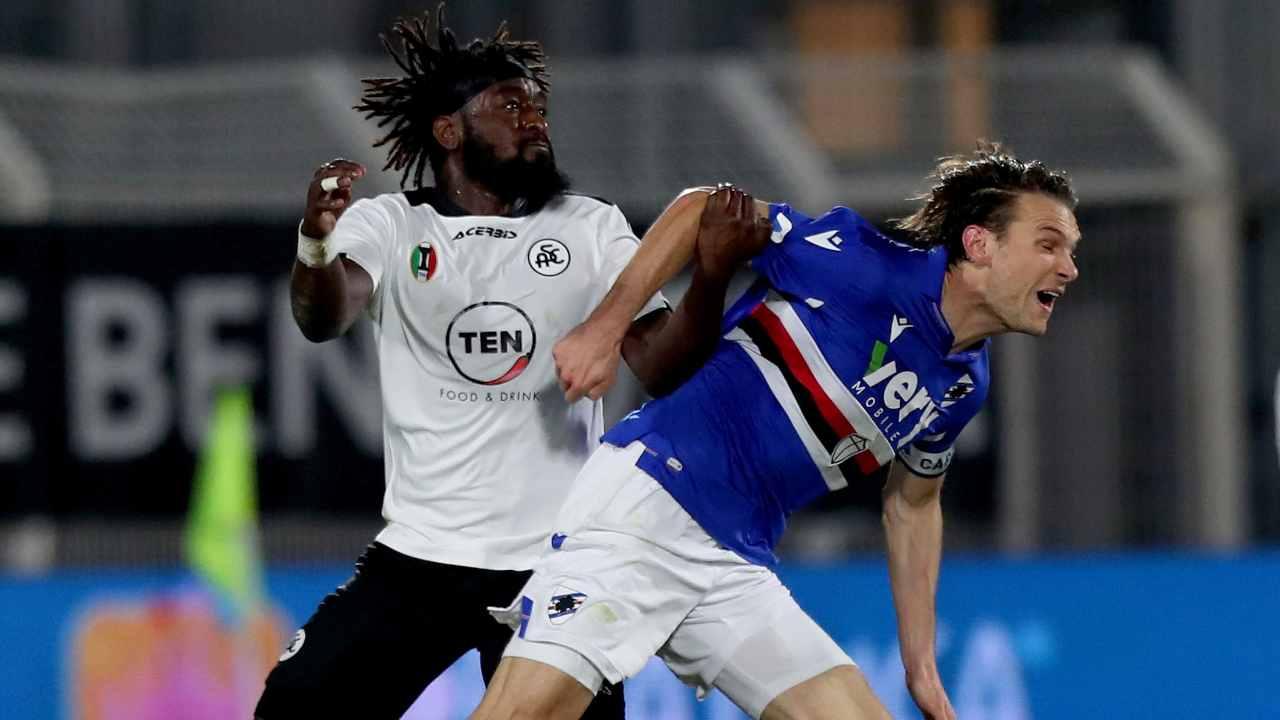 Sampdoria Spezia