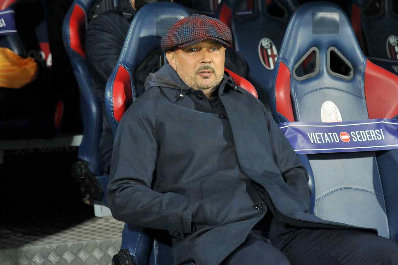 Bologna allenatore centravanti