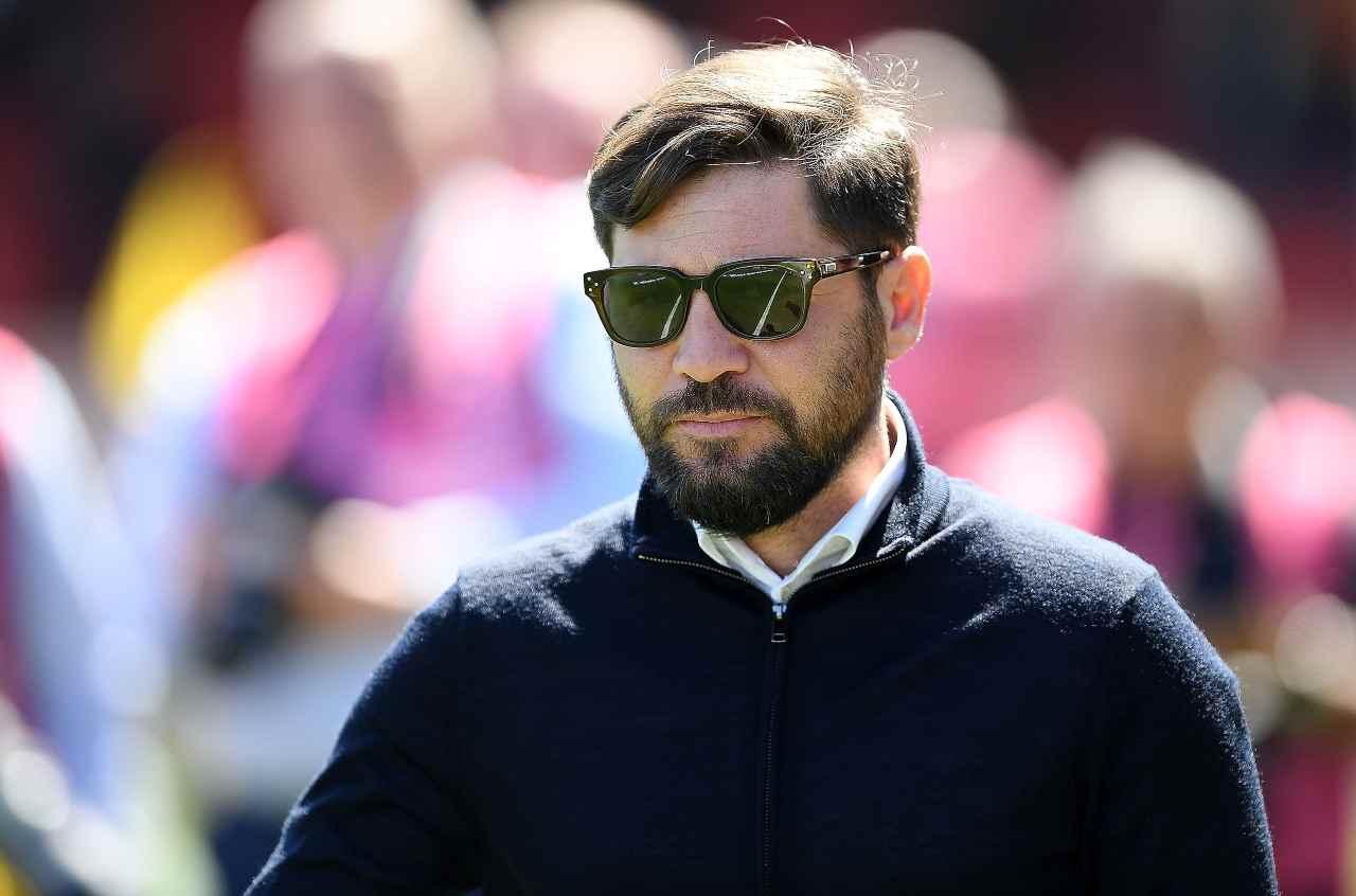 Pasquale Foggia, direttore sportivo del Benevento. Getty Images