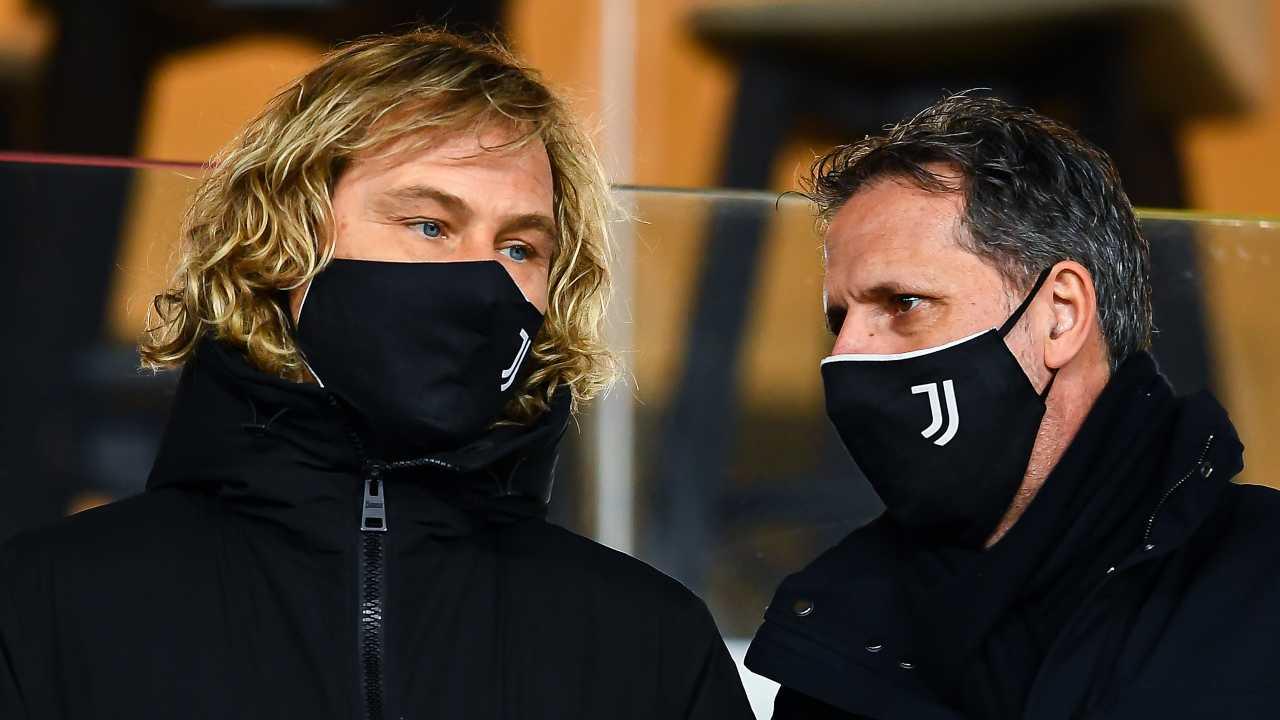 Juventus Nedved Paratici