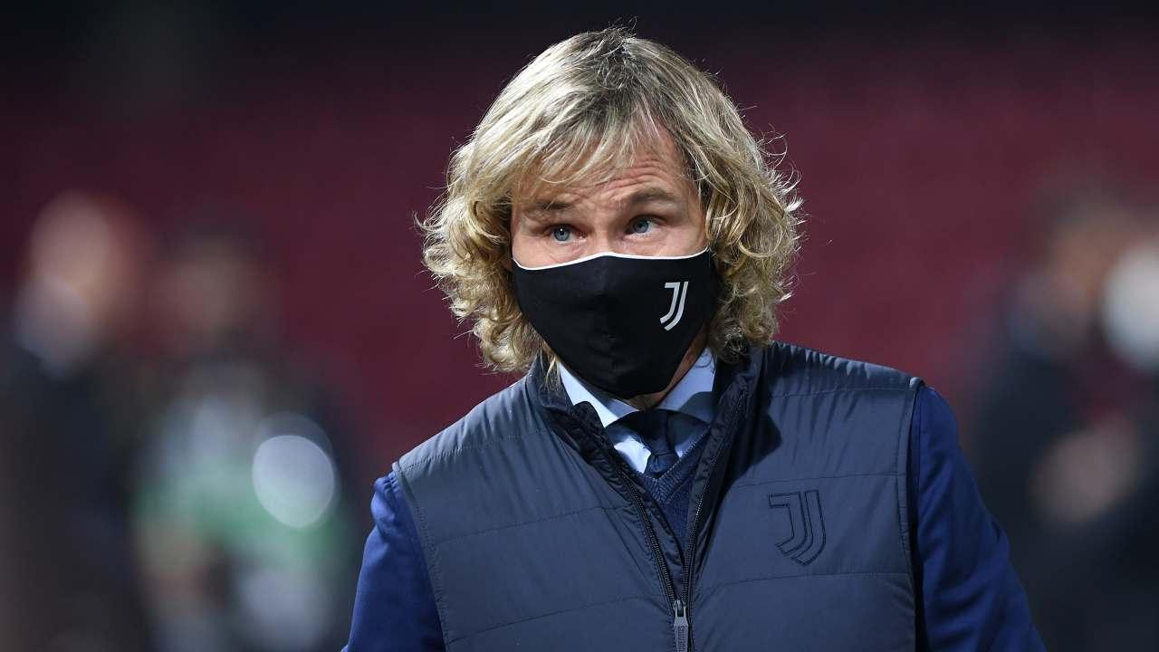 Nedved Juventus