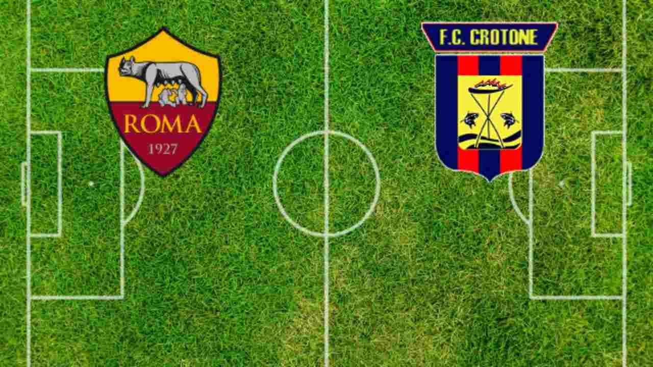 Roma-Crotone