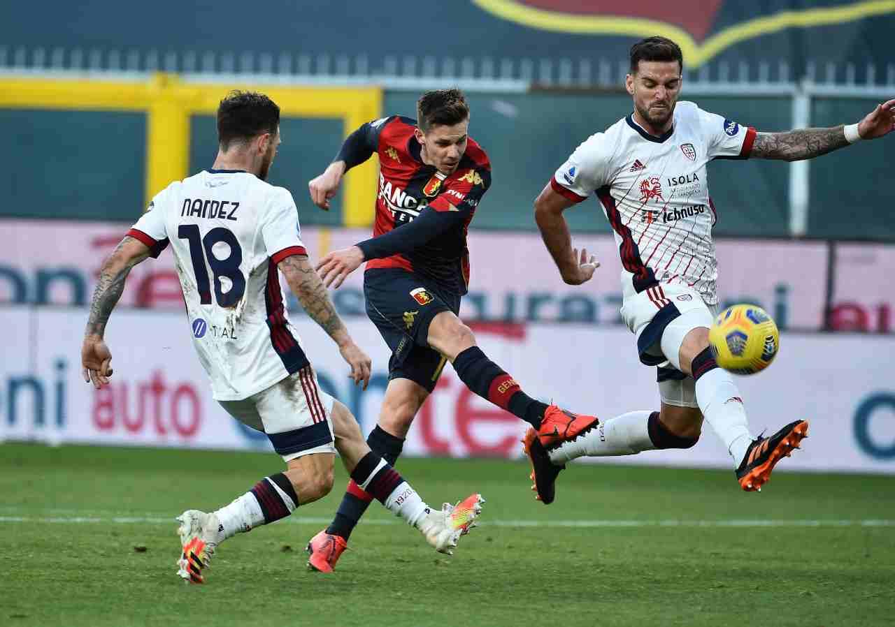 Cagliari Genoa