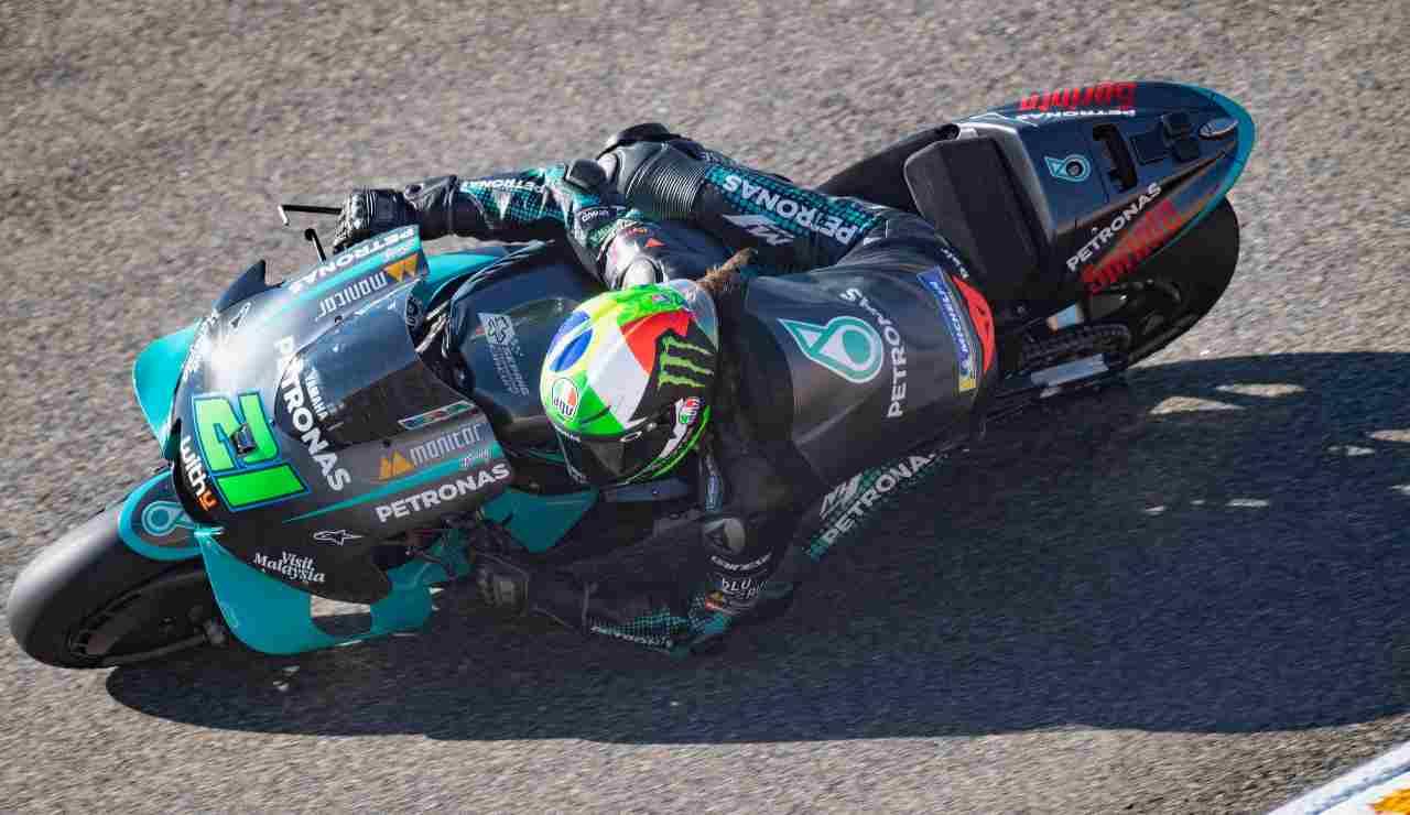 GP Catalunya Morbidelli FP3