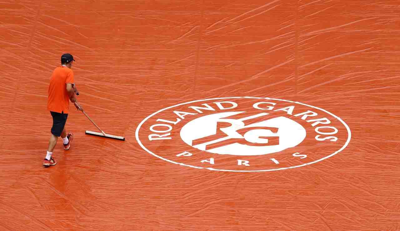 Roland Garros izikova