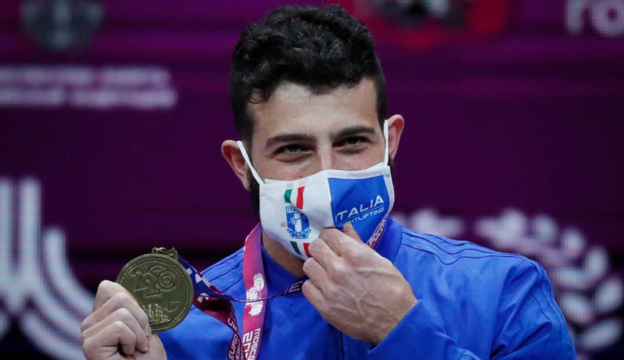 Olimpiadi peso