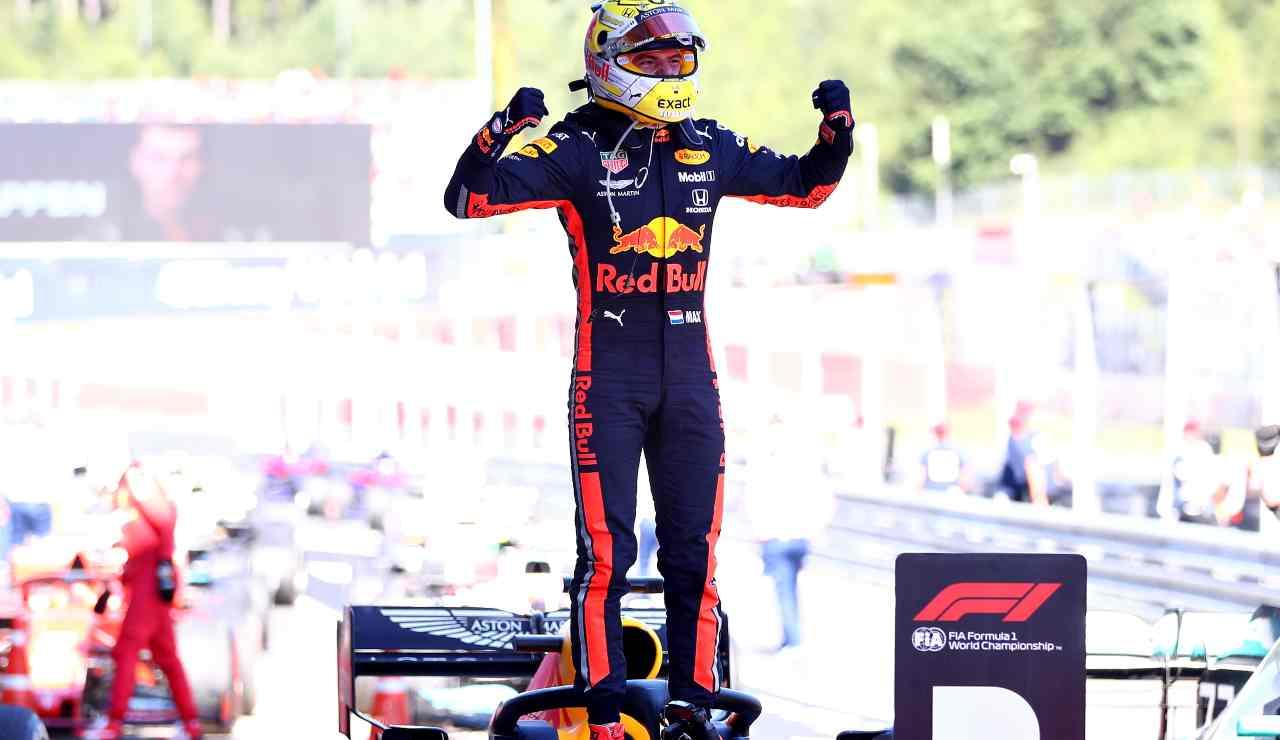 GP Austria Verstappen