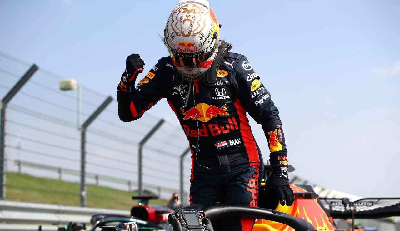 GP Austria pole position Verstappen