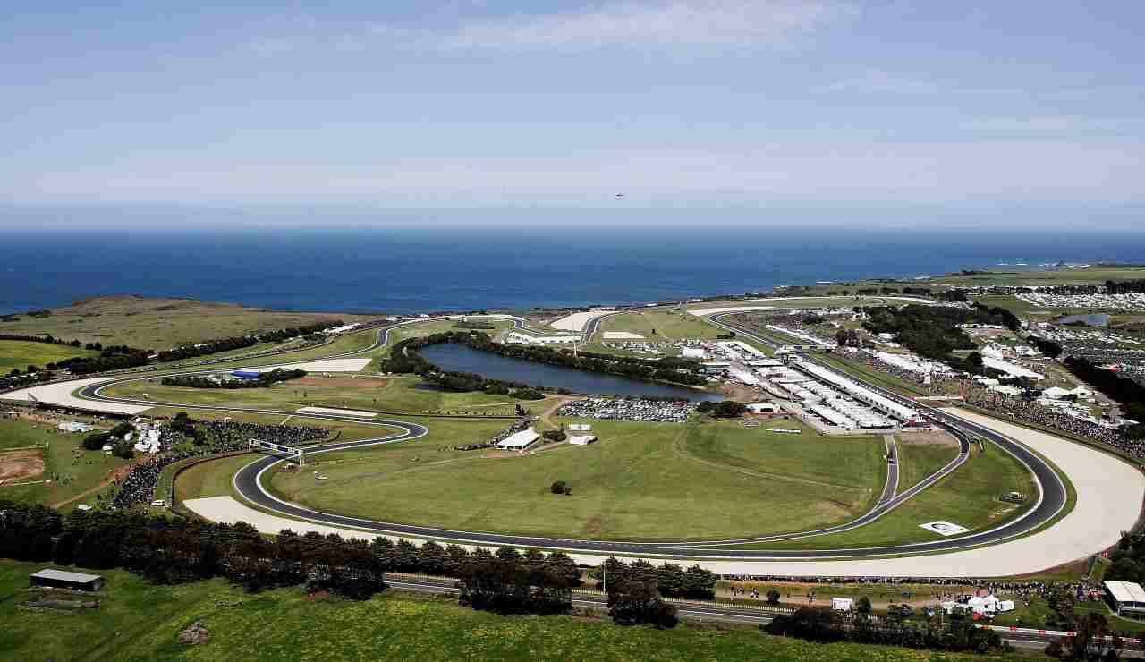 Australia MotoGP F1